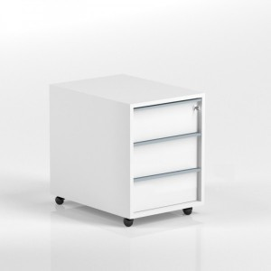 Caisson 3 tiroirs 560x428x600mm