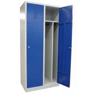 Vestiaire 2 cases 1800x800x500mm