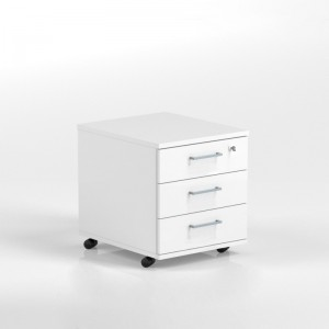 Caisson mobile 3 tiroirs 510x415x500mm