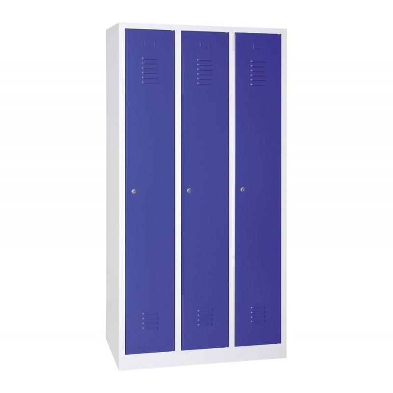 Vestiaire 3 cases 1800x900x500mm