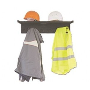Porte-manteaux avec porte-casques 183x840x220mm