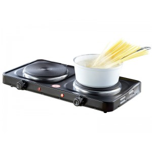 Plaque de cuisson électrique 2 feux