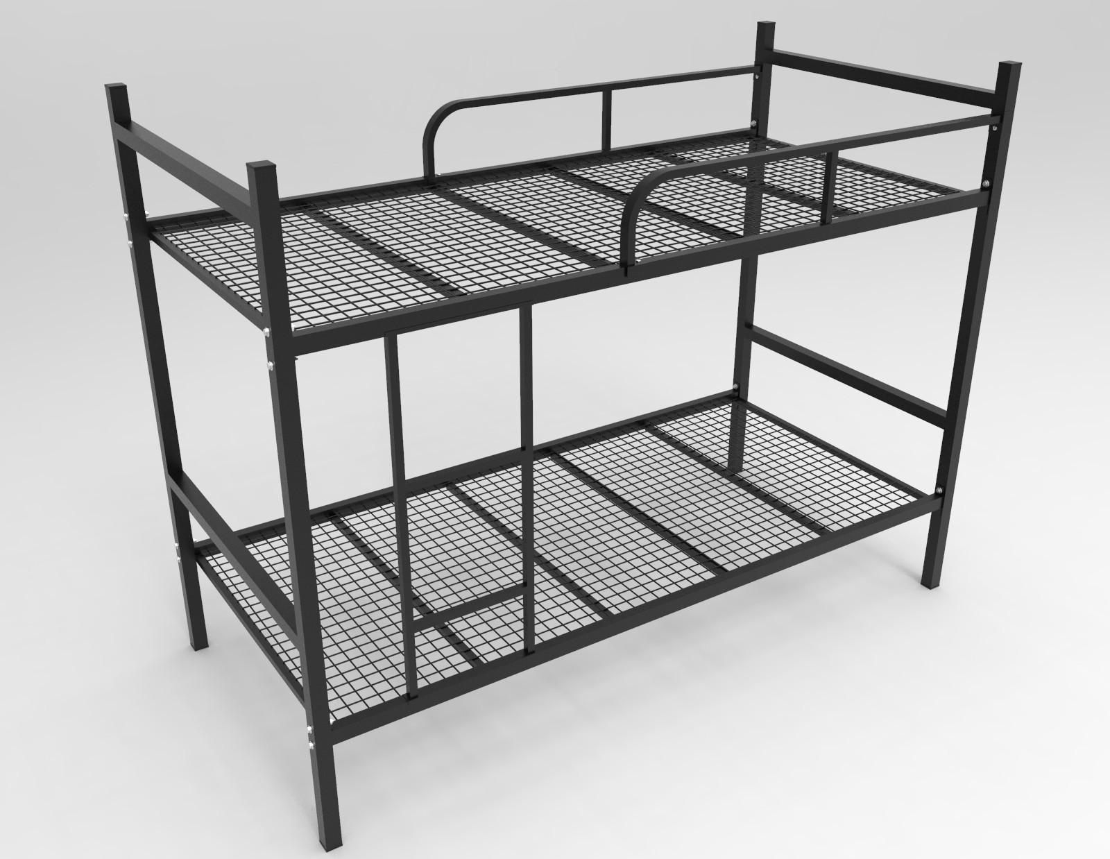 Lit Superposé 3 Étages lit superposé à étage 1600x2008x980mm