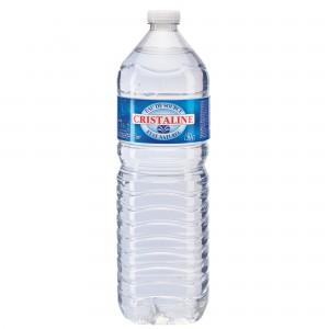 Mineralwasser ohne Kohlensäure Palette mit 504 PET-Flaschen 1.5 L
