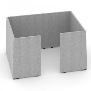 Box acoustique 1420x1810x2500mm
