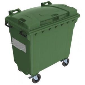 Poubelle Container 770 L