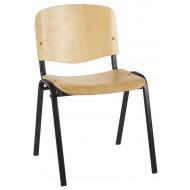 Chaise visiteur CLARA